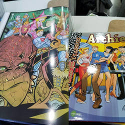 Baltimore Comic Con Yearbook by joriley