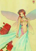 Color : little faerie, autor: Yasa Hime by AlmaChiaraAlex