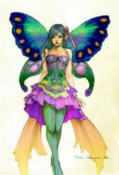 Color:Spring,-line-Jasmine-Darnell by AlmaChiaraAlex