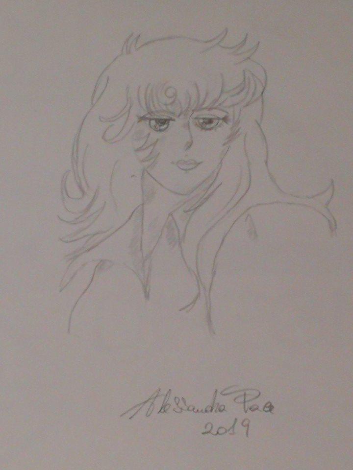 Lady Oscar by AlmaChiaraAlex