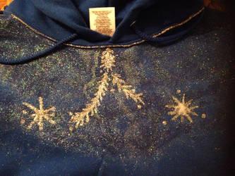 Jack frost hoodie: WIP by AnimeKieka101