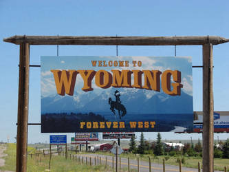 Wyoming by AnimeKieka101