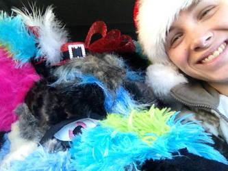 Selfies with piper and I by AnimeKieka101