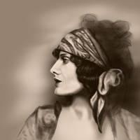 1920's Woman by NikSebastian