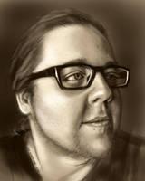July Portrait by NikSebastian