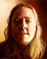 May 2016 Self-Portrait by NikSebastian