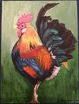 Chicken by NikSebastian
