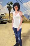 Trisha Philips Cosplay by fukuro--lady