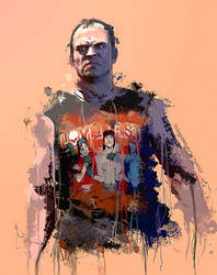 Trevor Philips by fukuro--lady