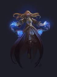 summoner by ArdenRey