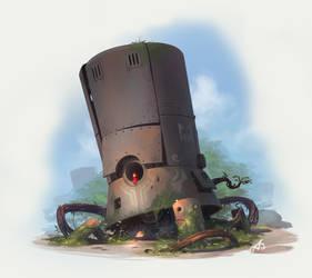 RustyScrapMetal by ArdenRey