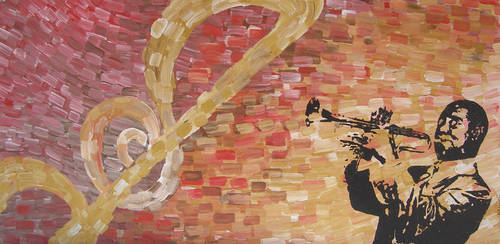 Luis Armstrong by fotizontas