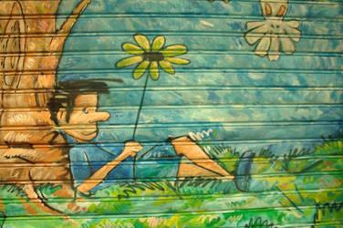 leisure time under the tree 3 by fotizontas