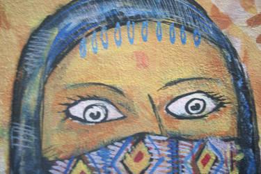 Sahara eyes by fotizontas