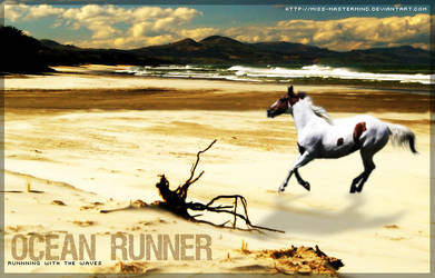 Ocean Runner by miss-mastermind