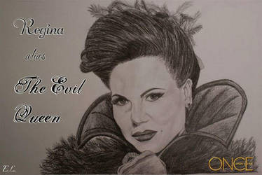 The Evil Queen (OUAT) by 4alarmfirecracker