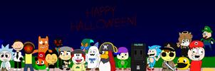Halloween 2017 by ClassoThePuppet