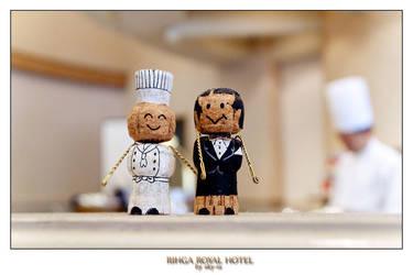 Rihga Royal Hotel by SKY-ia