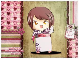 Kimono-chan by SKY-ia