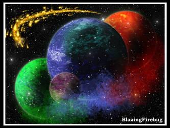 Planetary Conference by BlazingFireBug