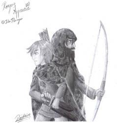 The Rangers by Daidairo