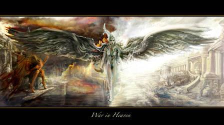 War in Heaven by Flockhart