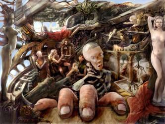 mad world by Flockhart