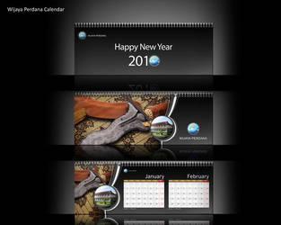 wijaya perdana calendar by njart