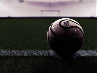 Soccer Ball by Saglix