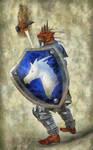 Kairus Lightheart by DMantz