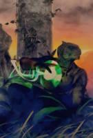 The Sarken Druid by DMantz