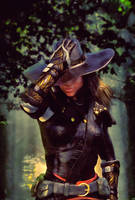 Return of the Gunslinger by DMantz