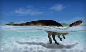 Southern Ornithopod by PLASTOSPLEEN