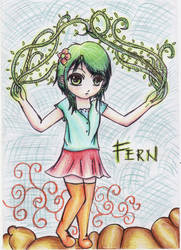 Fern by xXFantasyMeixX