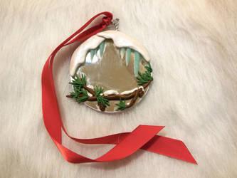Winter Ornament by fiyapheonix