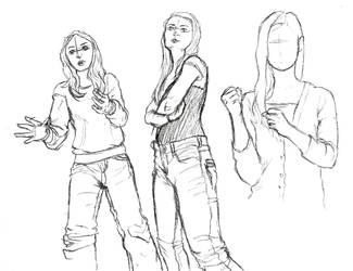 Figure Study 2 by fiyapheonix