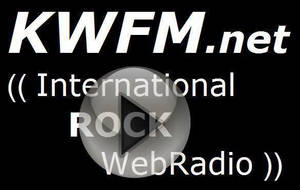 KWFM.net (( Inter. ROCK WebRadio )) (play) logo by KWFMdotnet