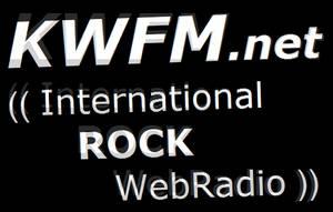 KWFM.net (( Int. ROCK WebRadio )) logo 'trembled' by KWFMdotnet