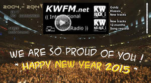 KWFM.net _ WE R SO PROUD OF U ! H. N. Y. 2015 by KWFMdotnet
