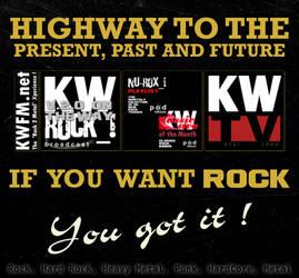 KWFM.net _ IF YOU WANT ROCK... by KWFMdotnet