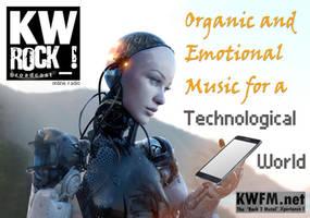 KW ROCK_! radio _ Organic and Emotional Music... by KWFMdotnet