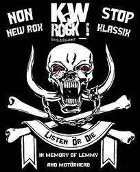 KW ROCK_! by KWFM.net _ Listen Or Die (IN MEMORY) by KWFMdotnet