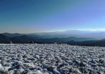 Blue Ridge Beauty by Ryardn