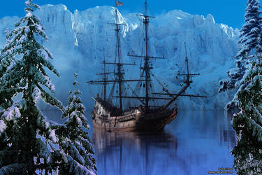 Sailing the Arctic by flappyb
