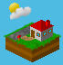 Pixelville Suburb 01 by lingobar