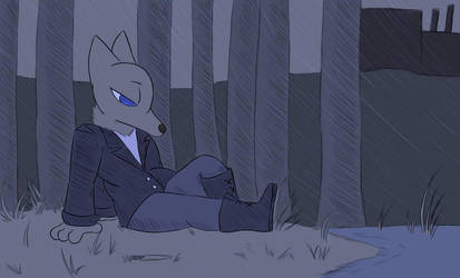 a Sad Gregg by HyperHair