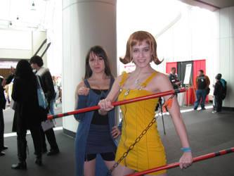 FFVIII cosplay Sakuracon 2011 by nekozukiChris