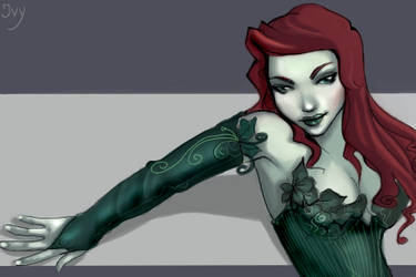 Poison Ivy by Vixen-of-Vines