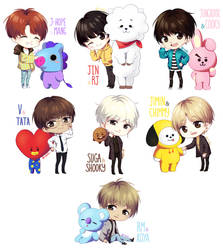 Bt21 Explore Bt21 On Deviantart
