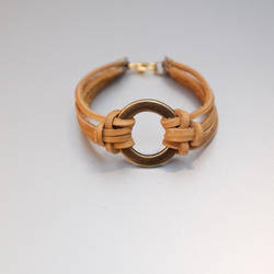 Ring and knots bracelet by alena-light